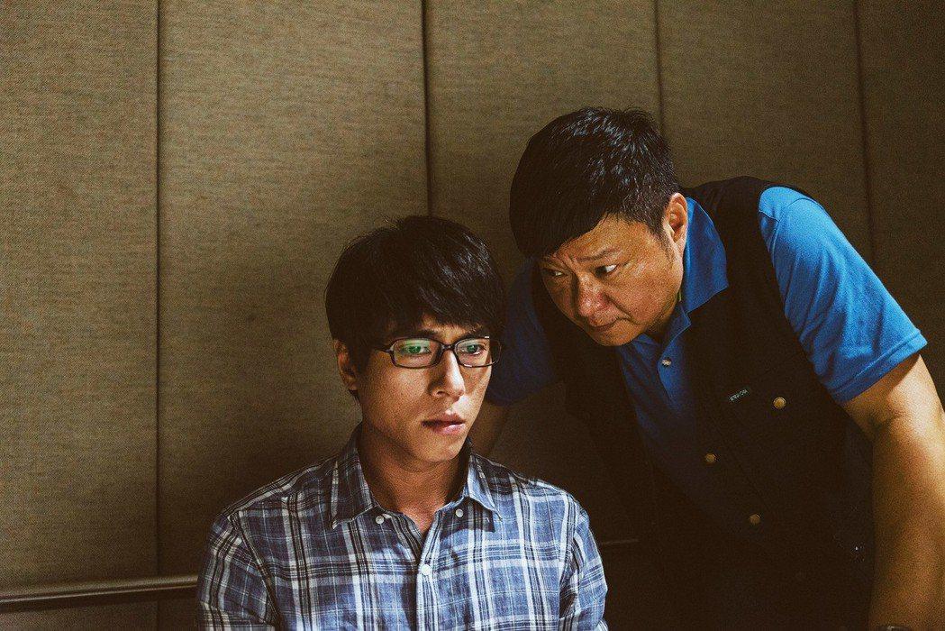 莊凱勛在戲中為弟弟頂罪入獄。圖/公視提供