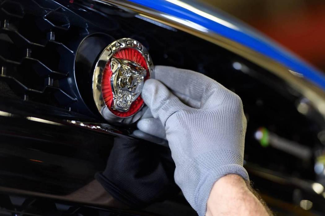 豪華汽車品牌Jaguar Land Rover (JLR) 將在英國投資近10億...