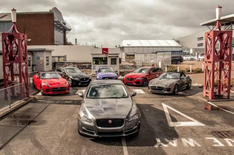 Jaguar砸重金投資電動車 英國工廠將量產純電XJ