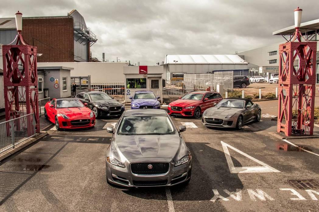 Jaguar重金投資英國廠,將大量生產電動車。 摘自Jaguar