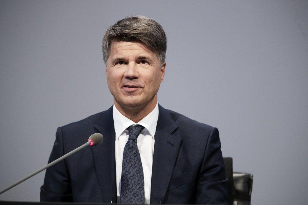 BMW現任CEO Harald Krüger。 摘自BMW