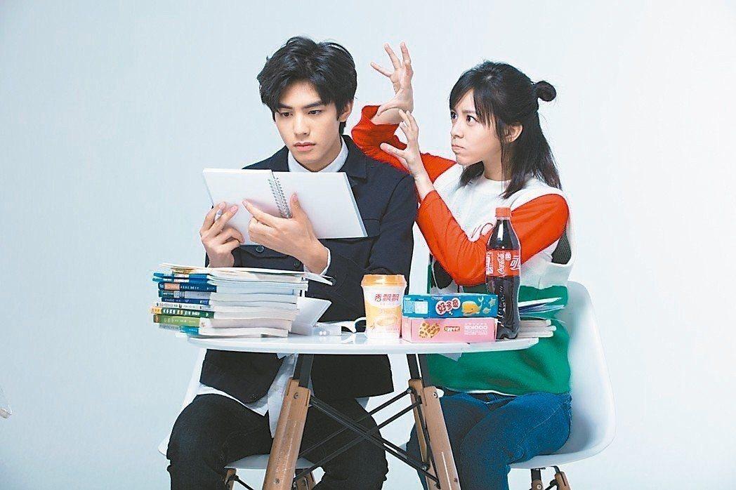 由宋芸樺、宋威龍主演的「我的青春都是你」於7月5日上映。 圖/群星瑞智提供