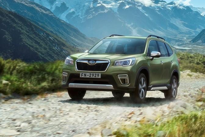 七月入主Subaru享最強三大回饋 舊換新最高享19.2萬元優惠!