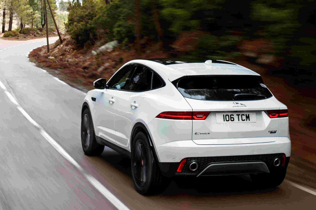 全新19年式New Jaguar E-PACE跑車型 Compact SUV正式...
