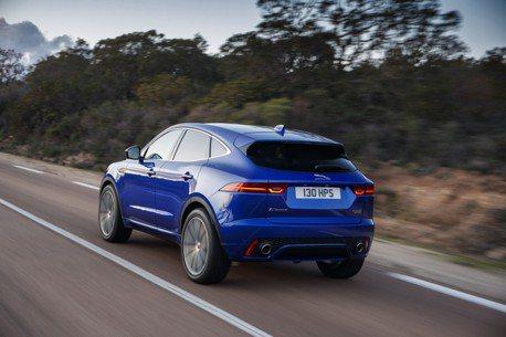 全新19年式Jaguar E-Pace追加P200車型 192萬元起上市!