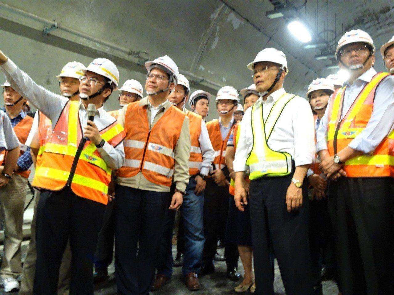 南迴公路拓寬改善施工5年 蘇揆視察敲定12月20日通車