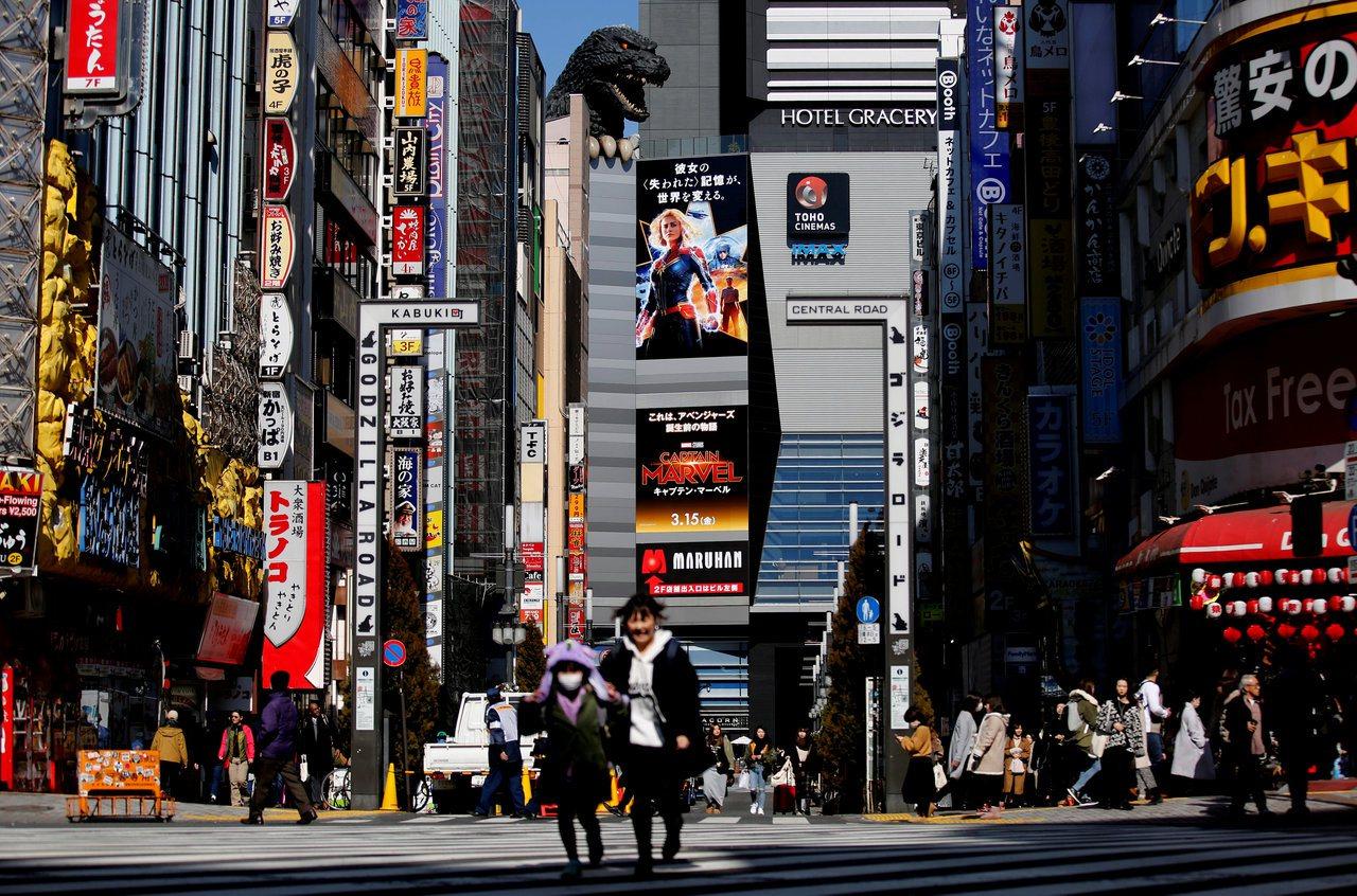 在高租金及高人口密度著稱的東京,可以找到八平方公尺大的公寓。路透