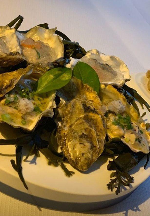 米其林3星主廚的高級海鮮套餐價格昂貴,一個人就接近4萬台幣。圖/摘自Instag...