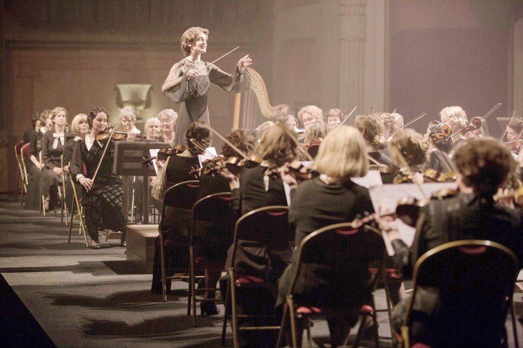 「首席指揮家」籌備多年,卻意外因#MeToo興起後才順利開拍。圖/海鵬提供