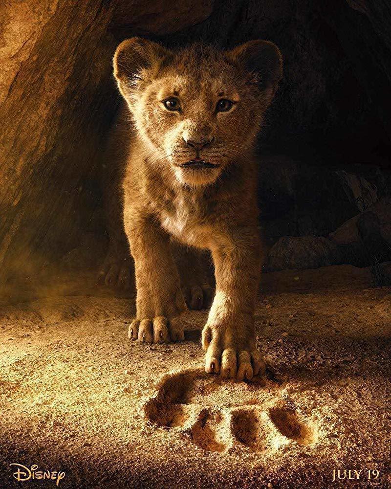 新版「獅子王」比動畫版多了半小時的內容。圖/摘自imdb
