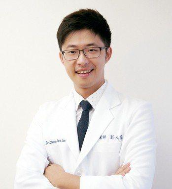 中山醫學大學附設醫院皮膚科醫師鄭人榕