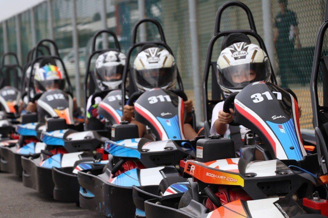 第三屆夏令營「2019超跑小英雄夏令營」活動將不同以往,除了卡丁車體驗更加入大賽...