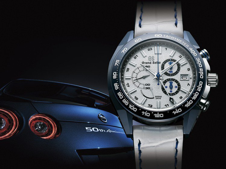 Grand Seiko Spring Drive & Nissan GT-R聯名...