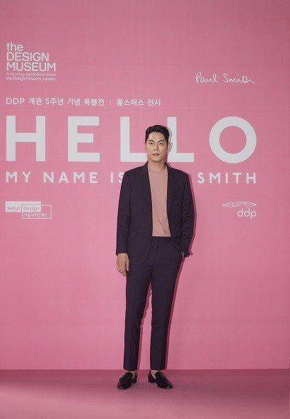 男星洪鐘賢出席「Hello, My Name Is Paul Smith」首爾站...