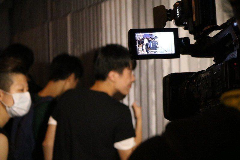 抗爭之於香港青年,除了對抗中國,更是無力感的發洩。記者陳熙文/攝影