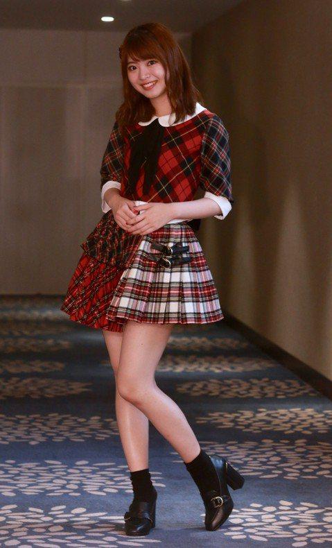 AKB48即將於10月19日登上台北小巨蛋開唱,成員馬嘉伶、加藤玲奈日前來台受訪,兩人心情既期待又緊張,對於能站上小巨蛋直呼榮幸。已經加入AKB48近4年的馬嘉伶語文能力和表演、台風明顯進步許多,加...