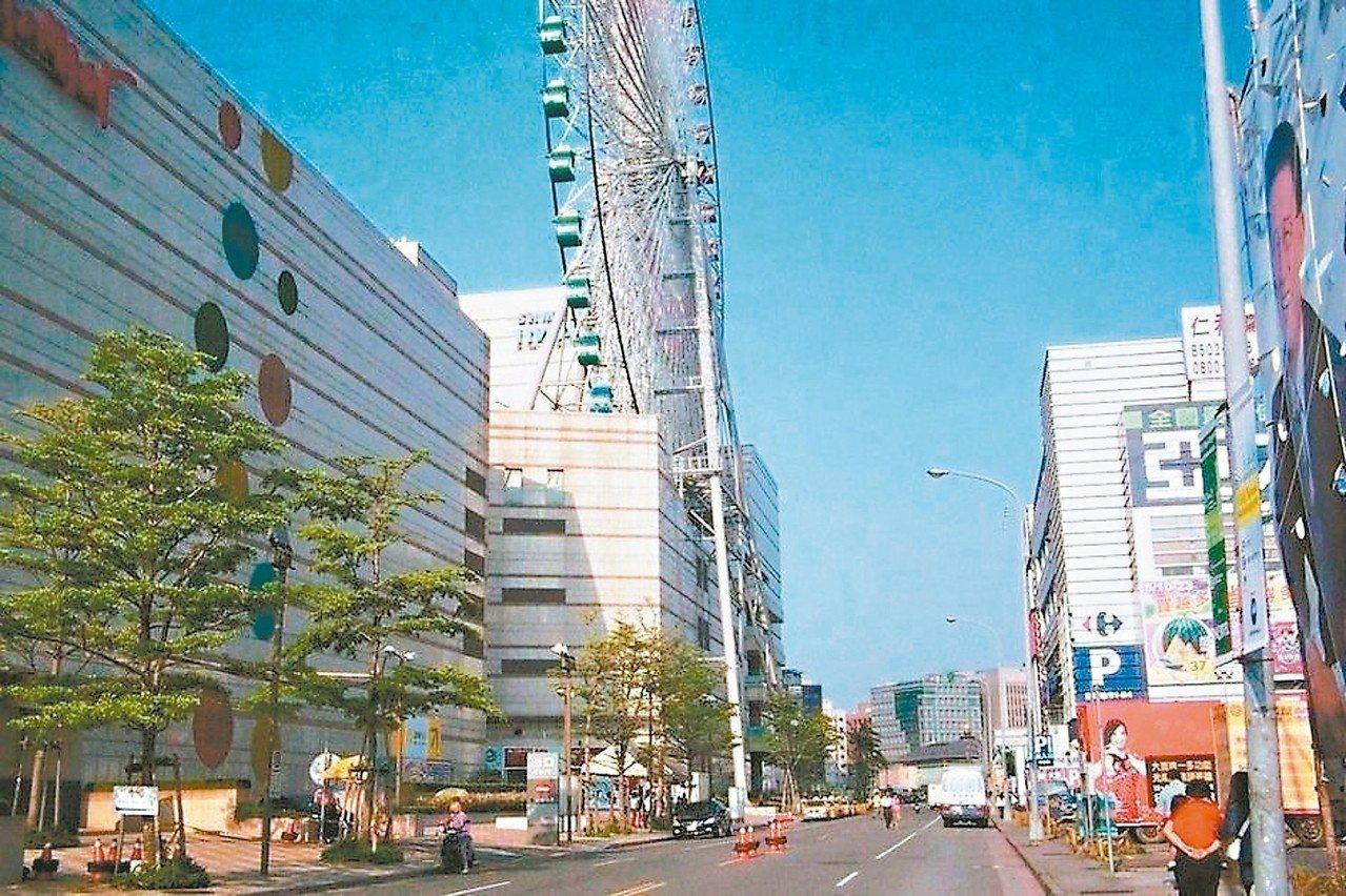 台北市大彎北「商業宅」爭議不斷,市府提出全面鬆綁的新方案。 圖/聯合報系資料照片