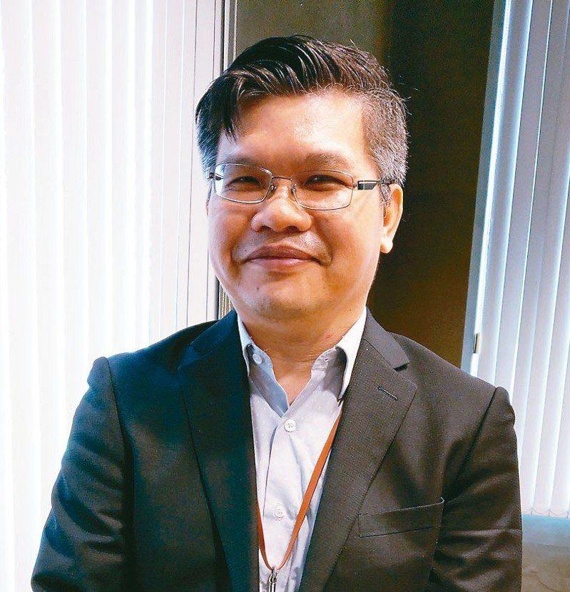 智邦科技總經理李志強 (本報系資料庫)