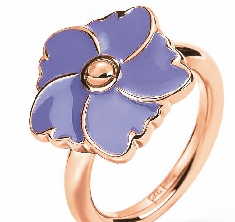 Bloom Bliss系列戒指。 圖/Folli Follie提供