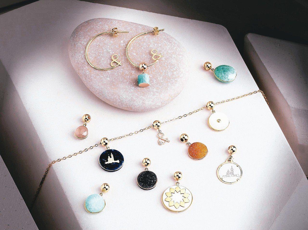 min&ral不僅是普羅旺斯的百年珠寶品牌,還是世界上最古的幸運符概念的珠寶品牌...