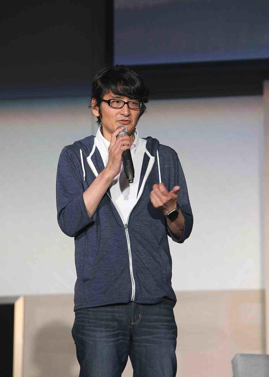精通中英日三種語言的田中章雄,有著精準投資眼光與時尚潮男外型。 IVP/提供