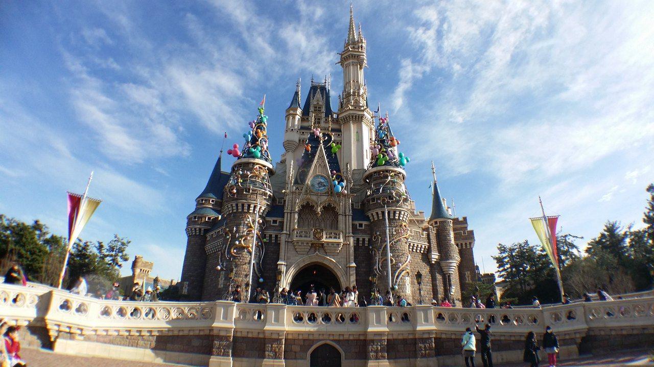 許多人都對迪士尼的服務給予高度肯定。photo credit: gelli....