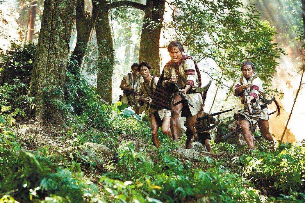 國片《賽德克巴萊》曾拍攝馬赫坡大戰。 圖/果子提供