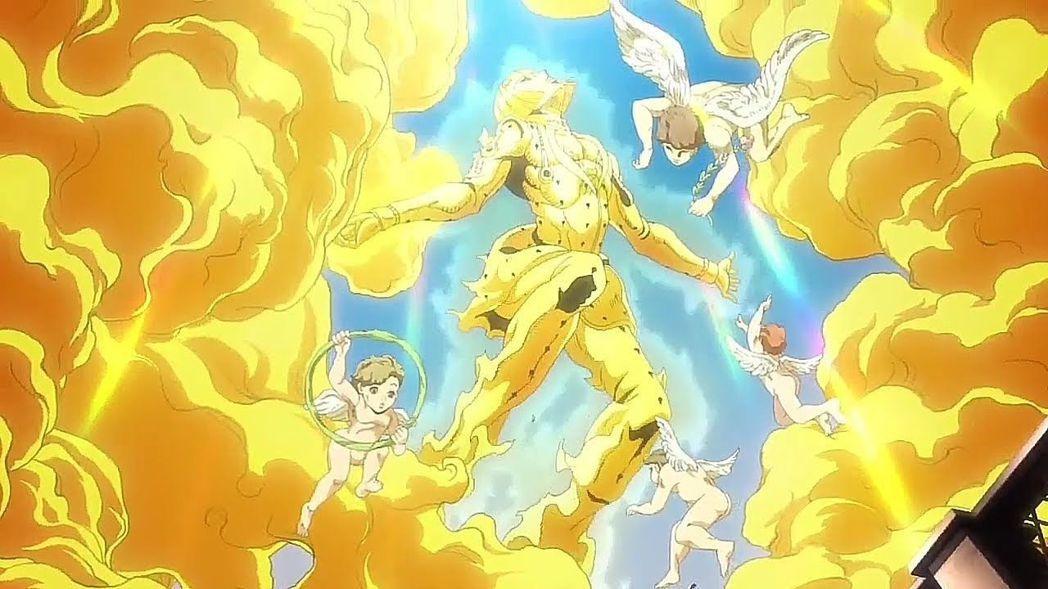 第三部開始出現的這個鬼魂就是金色。