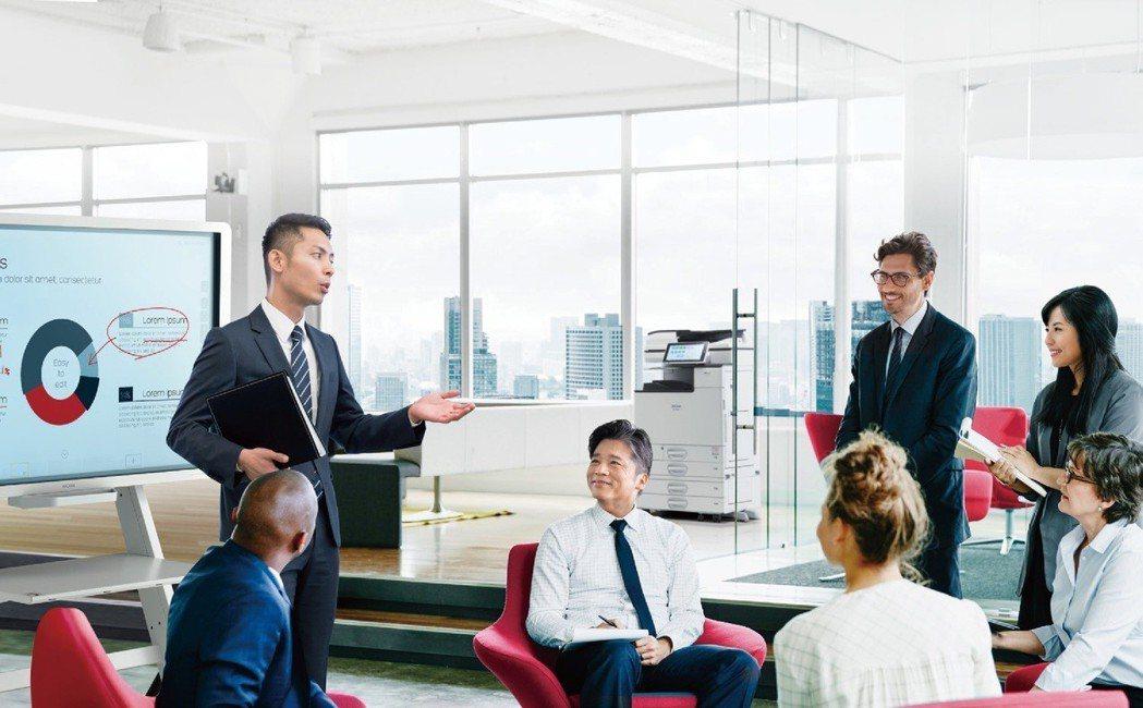 互盛多年來協助企業效率升級,提供多項辦公解決方案規劃與整合服務。 互盛/提供