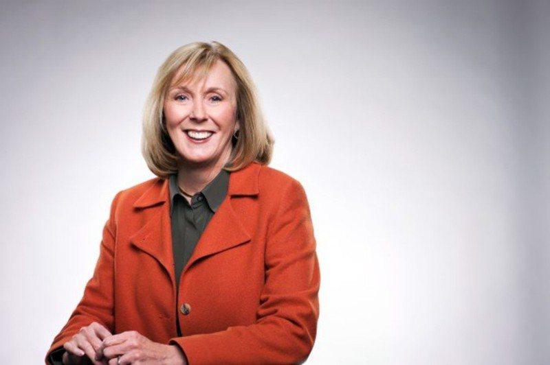 NVIDIA營運部執行副總裁Debora Shoquist