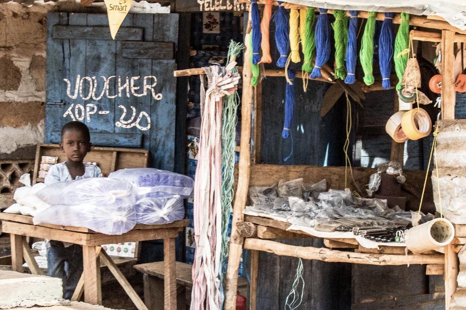 探訪西非獅子山共和國/世界好大、好不公平,但這並不重要