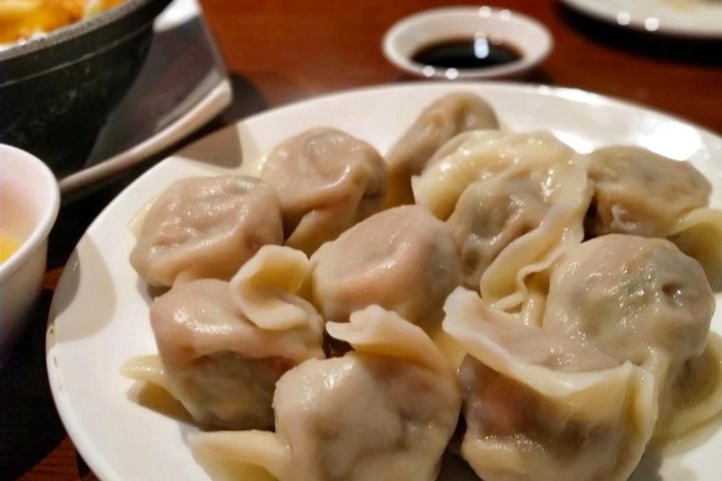 台北餡老滿吃餃子/從京味中回味這道平凡的美食