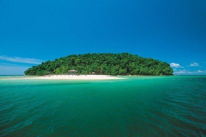 ▲馬來西亞景點-沙巴東姑阿都拉曼海島公園。(圖/Tripbaa趣吧!亞洲自由行專...