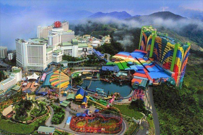 ▲馬來西亞景點-吉隆坡雲頂高原。(圖/Tripbaa趣吧!亞洲自由行專家)