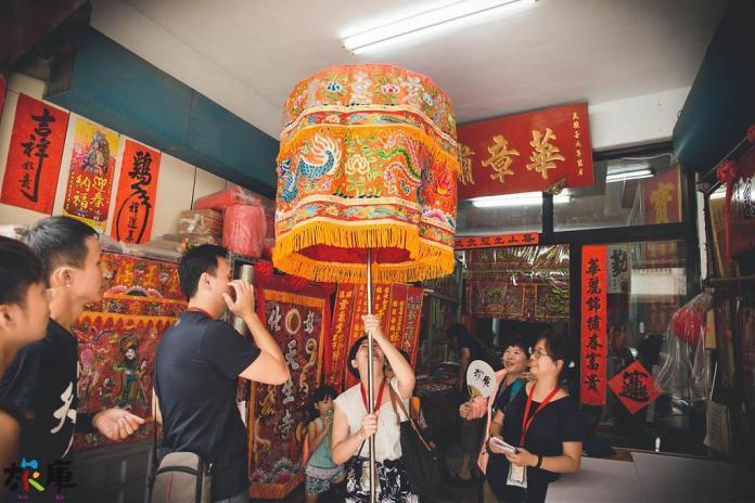 ▲農曆七月限定玩法-彰化廟宇體驗遊。(圖/Tripbaa趣吧!亞洲自由行專家)