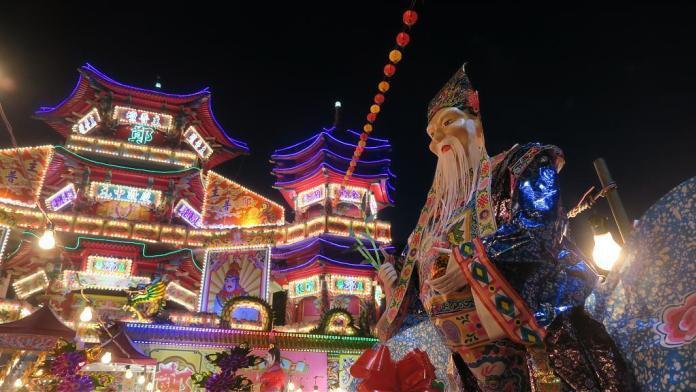 ▲農曆七月限定玩法-基隆中元祭行旅。(圖/Tripbaa趣吧!亞洲自由行專家)