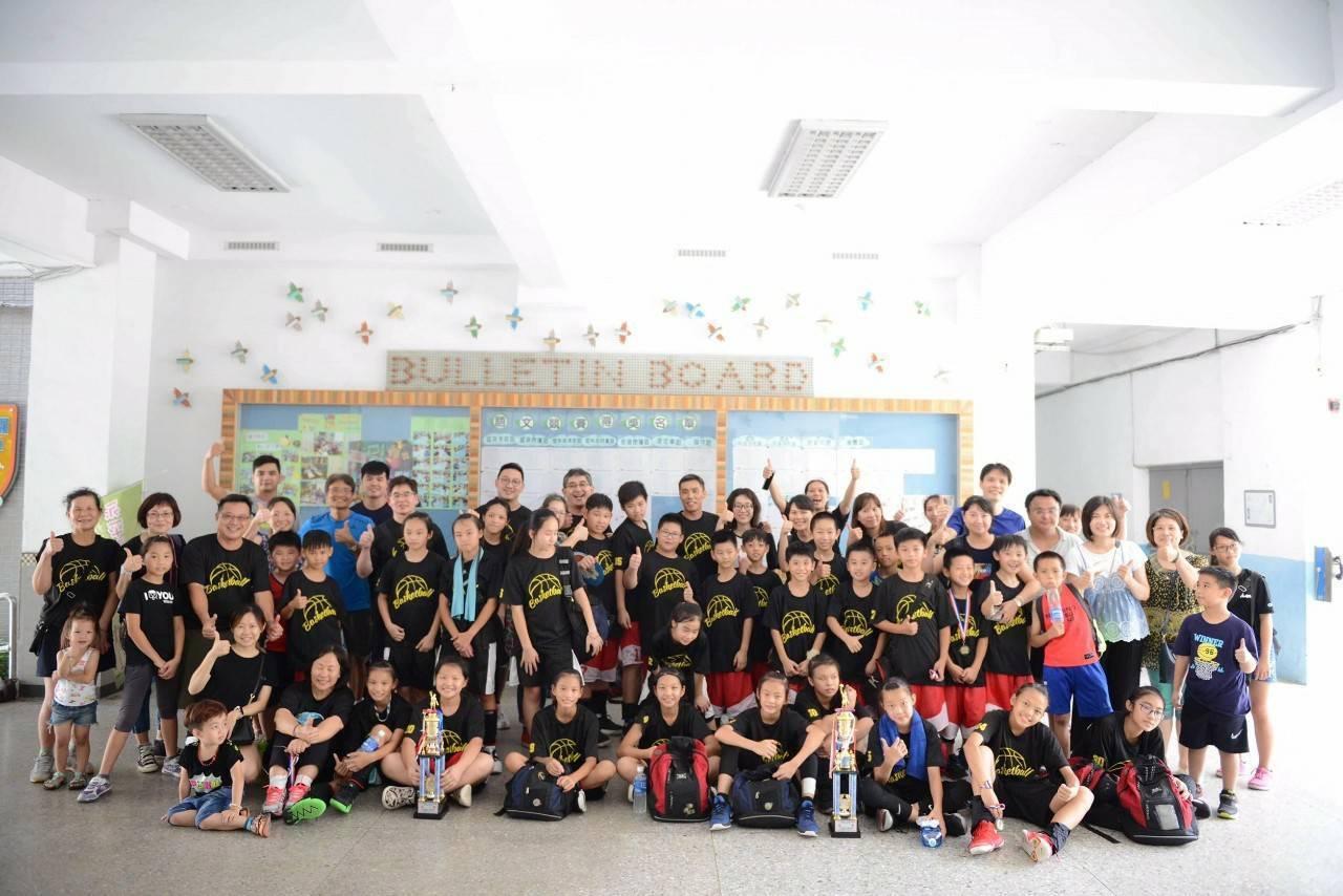 苗市大同國小無體育班 卻於全國小學籃賽奪冠