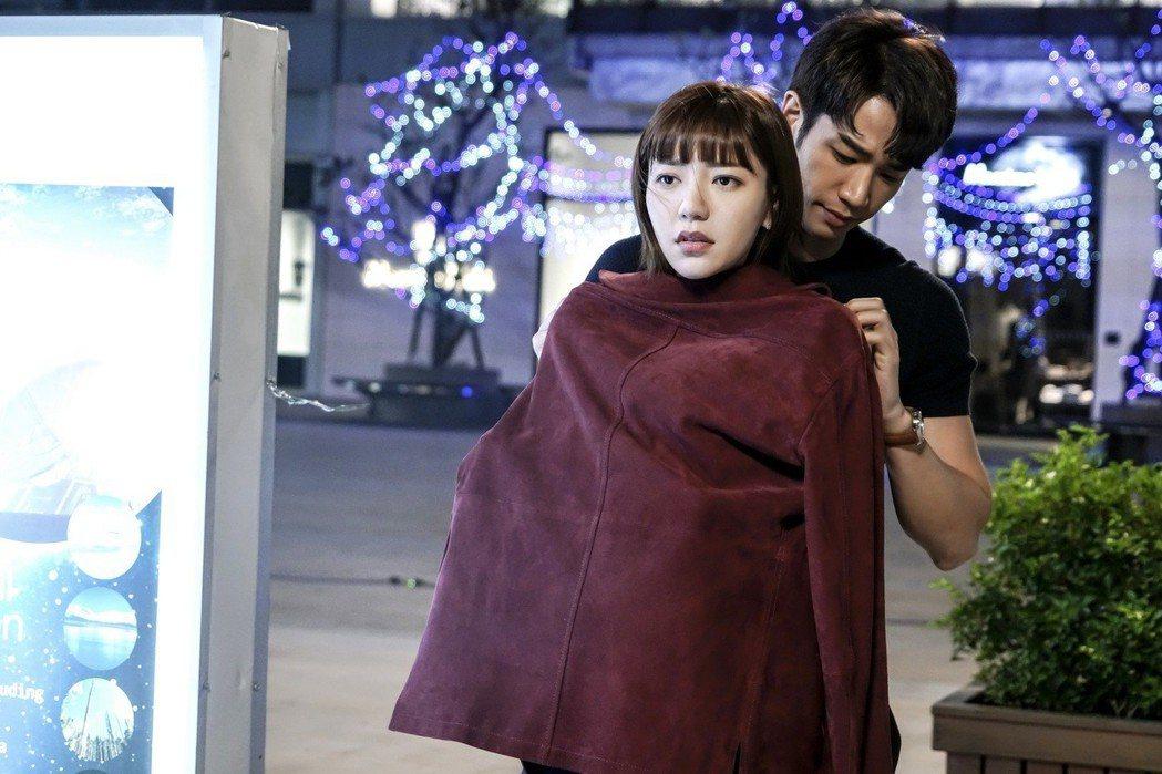 「我們不能是朋友」是近期可媲美日、韓劇的台劇作品之一。圖/八大提供