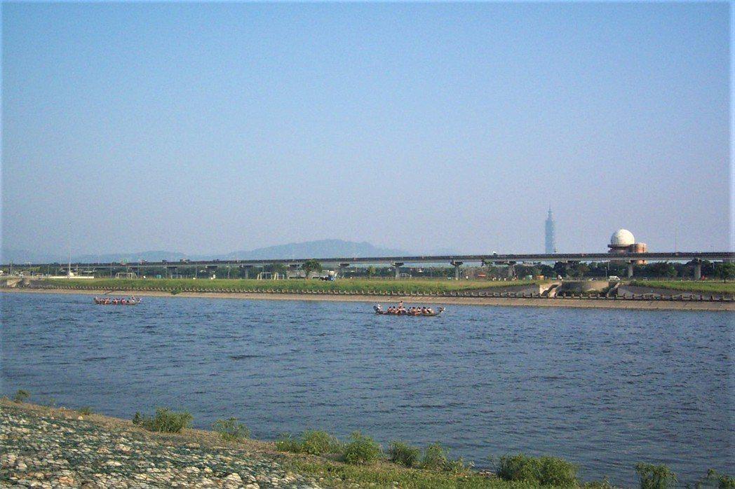 大直水岸。記者游智文/攝影