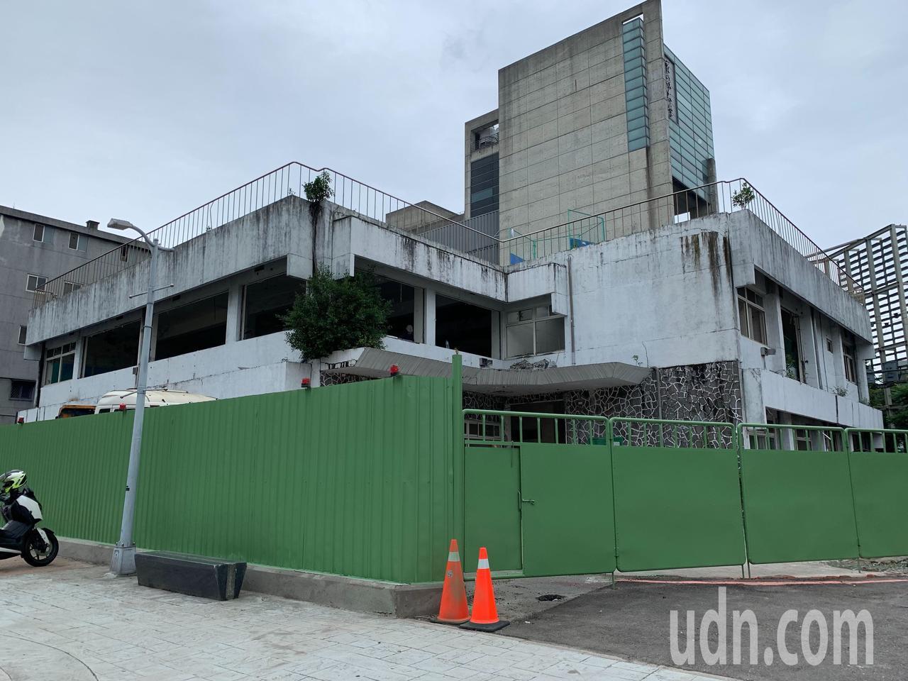軍方在台北市大直首度設置的「國防部幼兒園」已動工整建,招收軍眷子女包括幼幼班21...