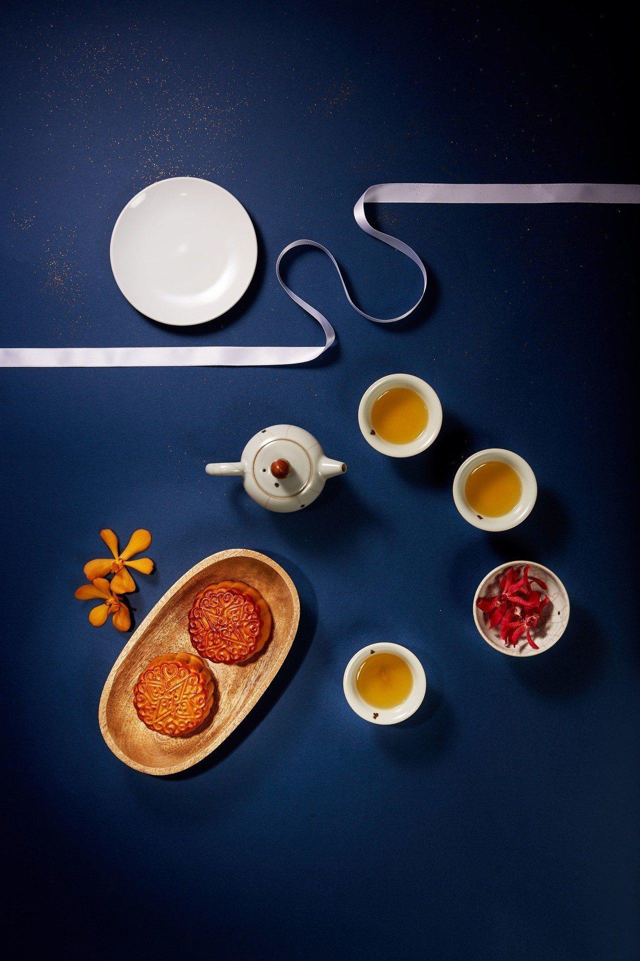 國賓大飯店去年榮登「月餅王」,販售超過27萬顆月餅。圖/國賓飯店集團提供