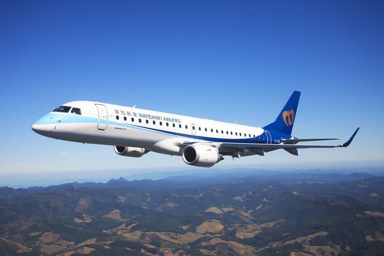 華信航空今宣布,9月4日起由台中直飛日本鳥取。圖/華信航空提供