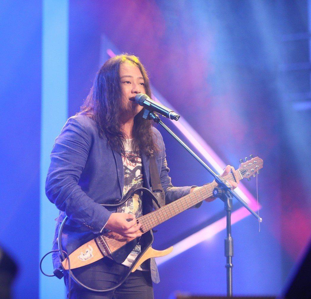 賴銘偉擔任「2019桃漾天籟歌唱大賽」評審。圖/新視紀整合行銷提供