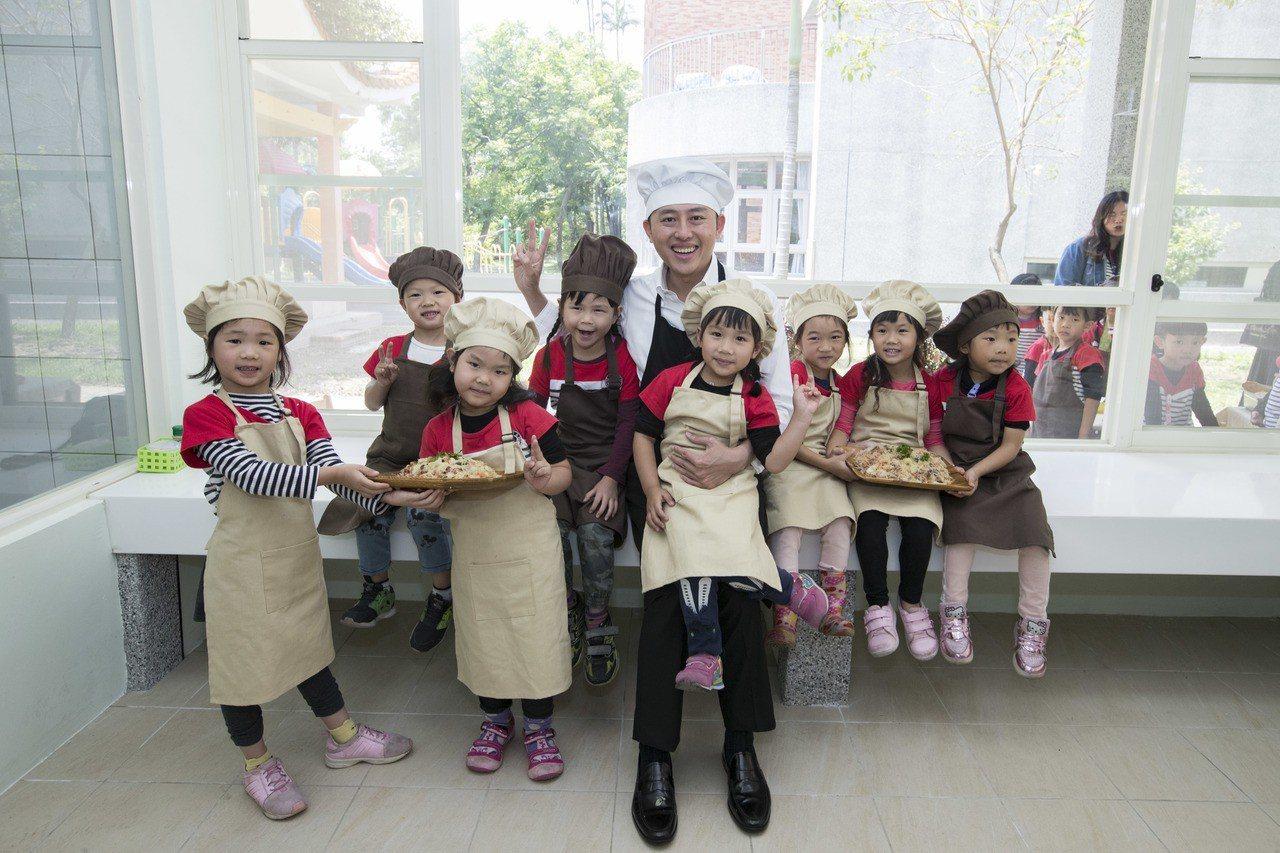 確保幼童吃進營養 獨立廚房將成竹市公幼標準配備