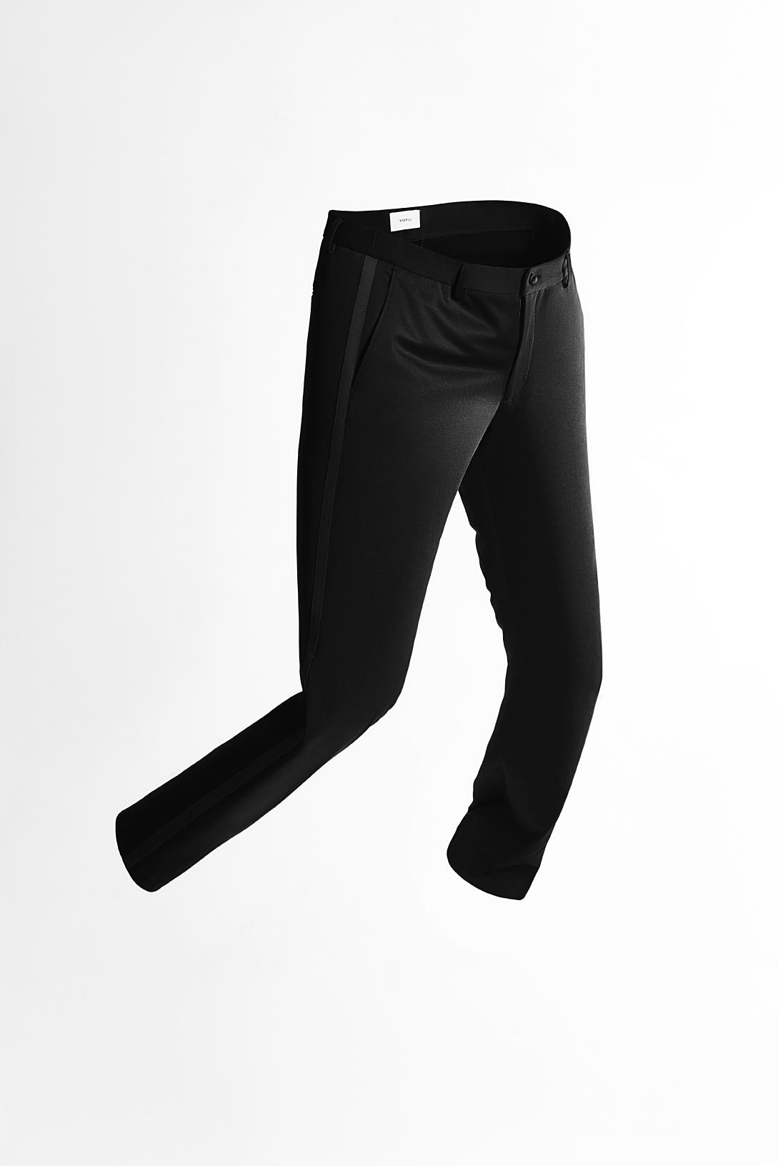 YOYUU Marine Drive 360禮服款長褲,約5,890元。圖/YO...