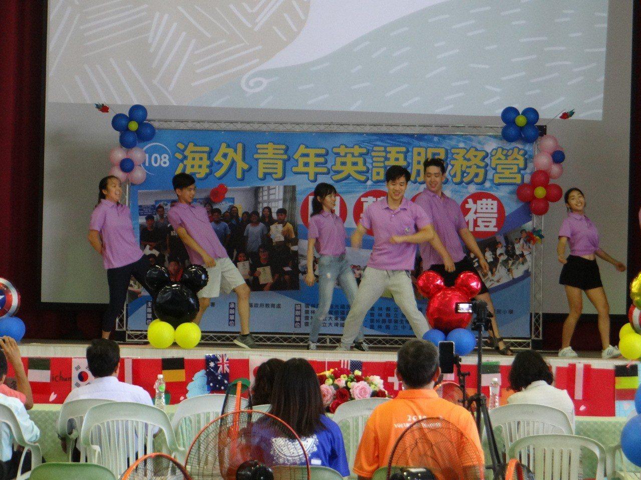 熱情華裔ABC的熱歌勁舞 風靡了台灣的鄉下孩子