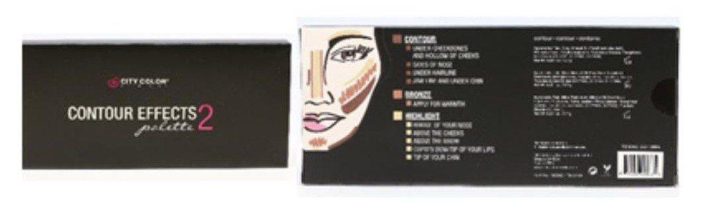 台灣製造的5款化粧品「Claires Eyeshadows」、「Claires ...