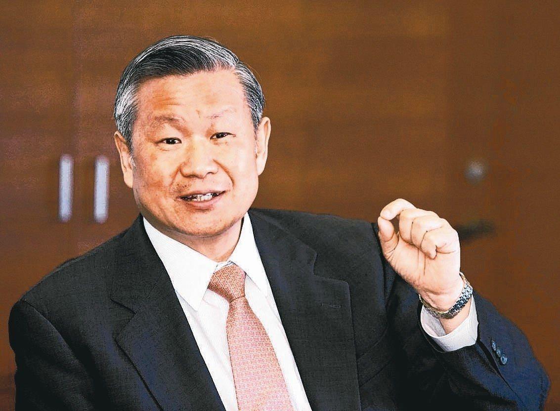 旺宏董事長吳敏求