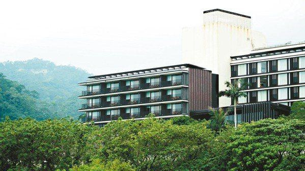 礁溪老爺屹立礁溪15個年頭,一直是礁溪最具指標性的溫泉飯店。 礁溪老爺/提供