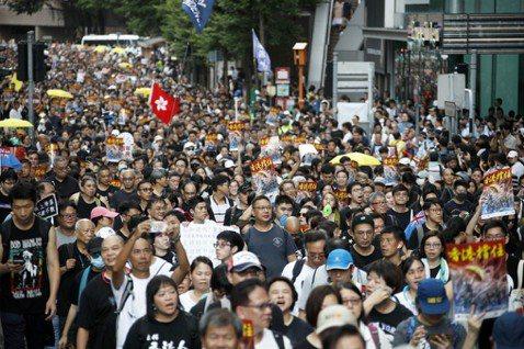 後反送中時期,「馬格尼茨基法」牽制香港局勢